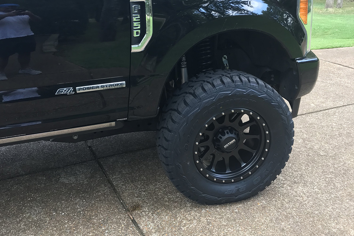 2005 2019 F250 Amp F350 Method 20x10 Quot 605 Nv Wheel Matte