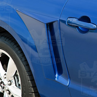 05-09 Mustang V6 Side Scoops
