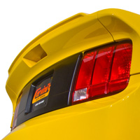 05-09 Mustang V6 Rear Wings & Spoilers