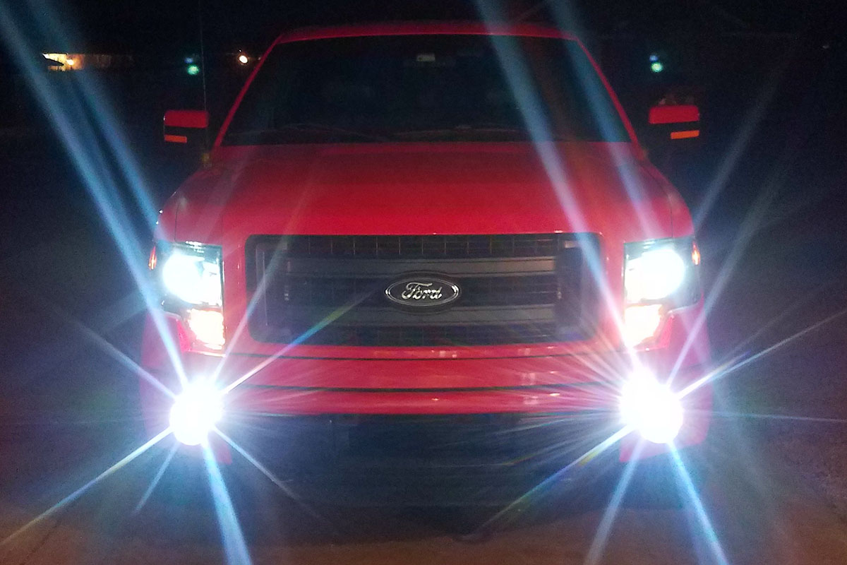 2007-2014 F150 Morimoto XB LED Replacement Projector Fog ...