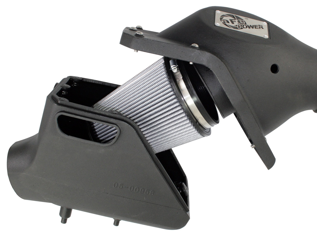 Commercial Air Intake : F l afe stage si cold air intake
