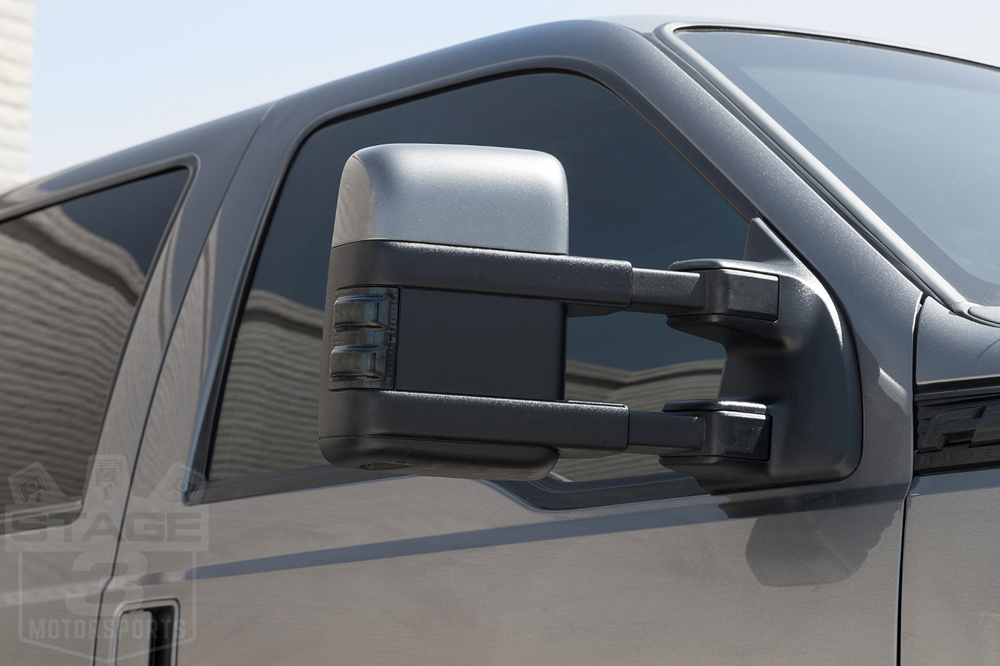 2008 2015 F250 Amp F350 Recon Lighting Led Side Mirror