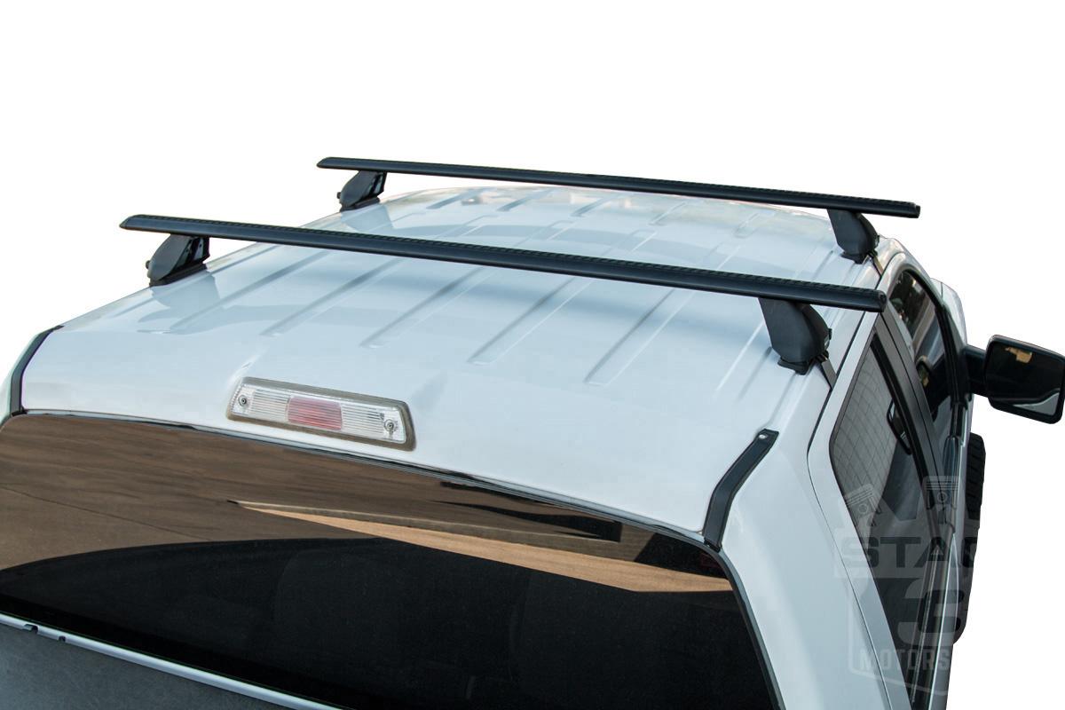 F150 Supercrew Cab >> 2004-2014 F150 SuperCrew & SuperCab Rhino Rack Vortex 2500 2-Bar Roof Rack (Silver) JA2820