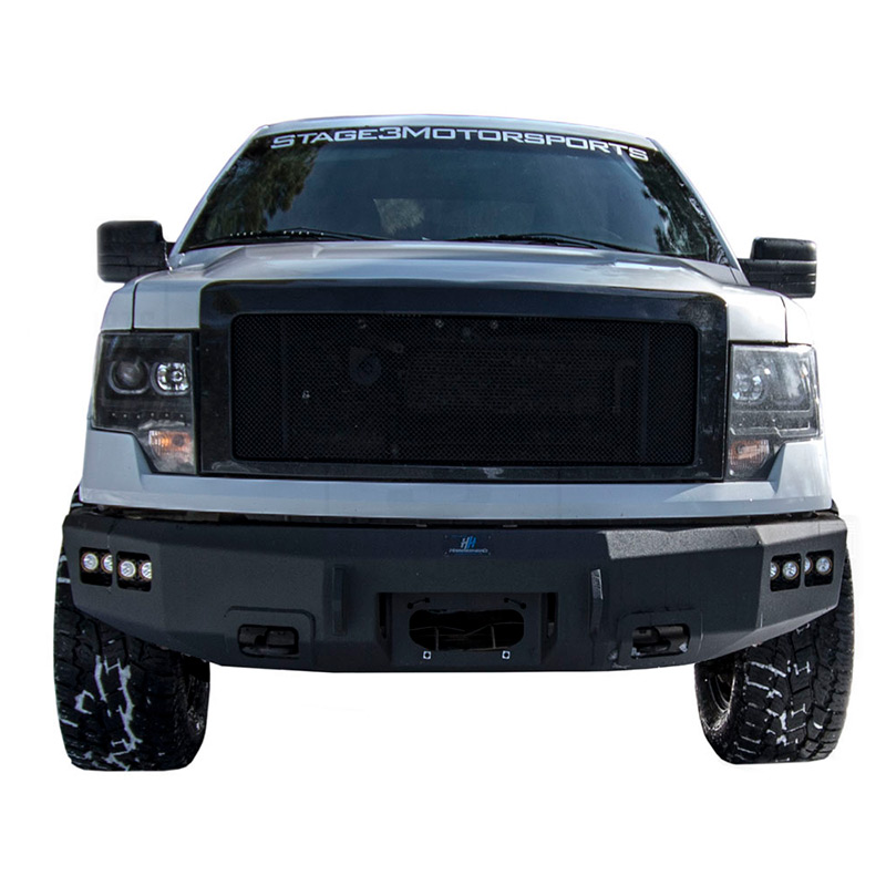11-14 F150 3.5L EcoBoost Hammerhead Low-Profile Front Bumper