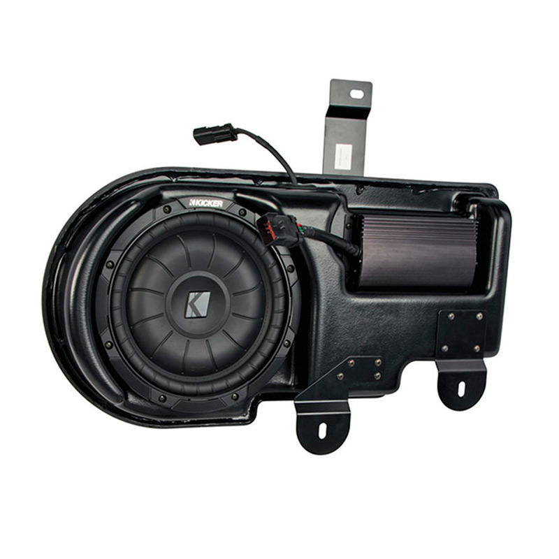 2009-2014 F150 & Raptor Kicker VSS SubStage Powered Subwoofer Kit (Super Crew)