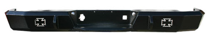 09-14 F150 & Raptor SVT Iron Cross Rear Bumper