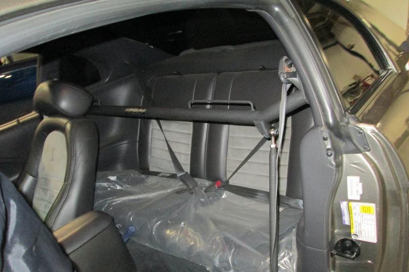 19942004 Mustang Corbeau Seat Belt Harness Bar Hb9504mrhstage3motorsports: Mustang Harness Bar At Gmaili.net
