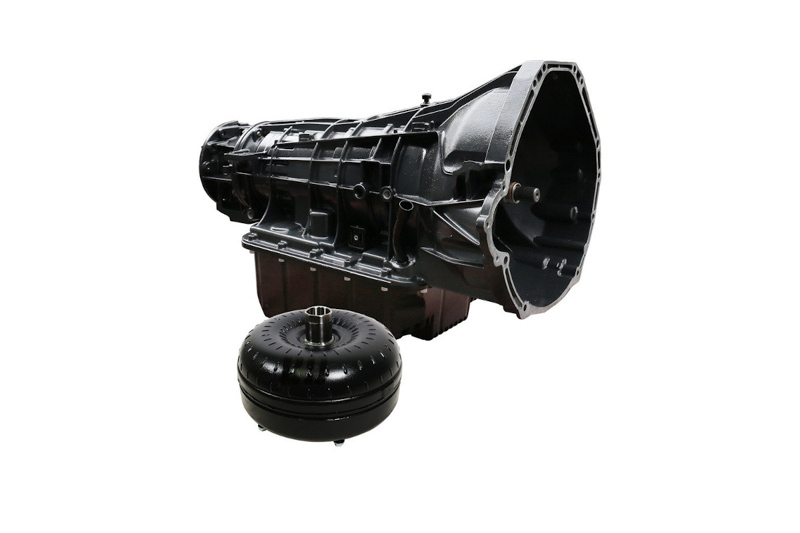 2005-2007 F250 & F350 6.0L 4WD BD Diesel Ford 5R110 Automatic Transmission & Converter Package