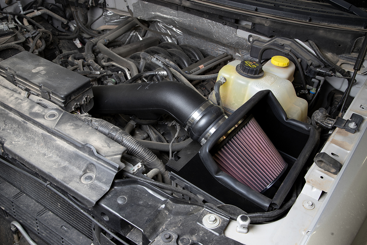 Fits Ford F150 2011-2014 5.0L K/&N 57 Series Cold Air Intake System