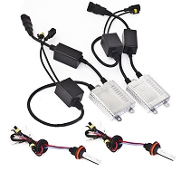 2015-2019 F150 Diode Dynamics Low Beam H11 HID Conversion Kit