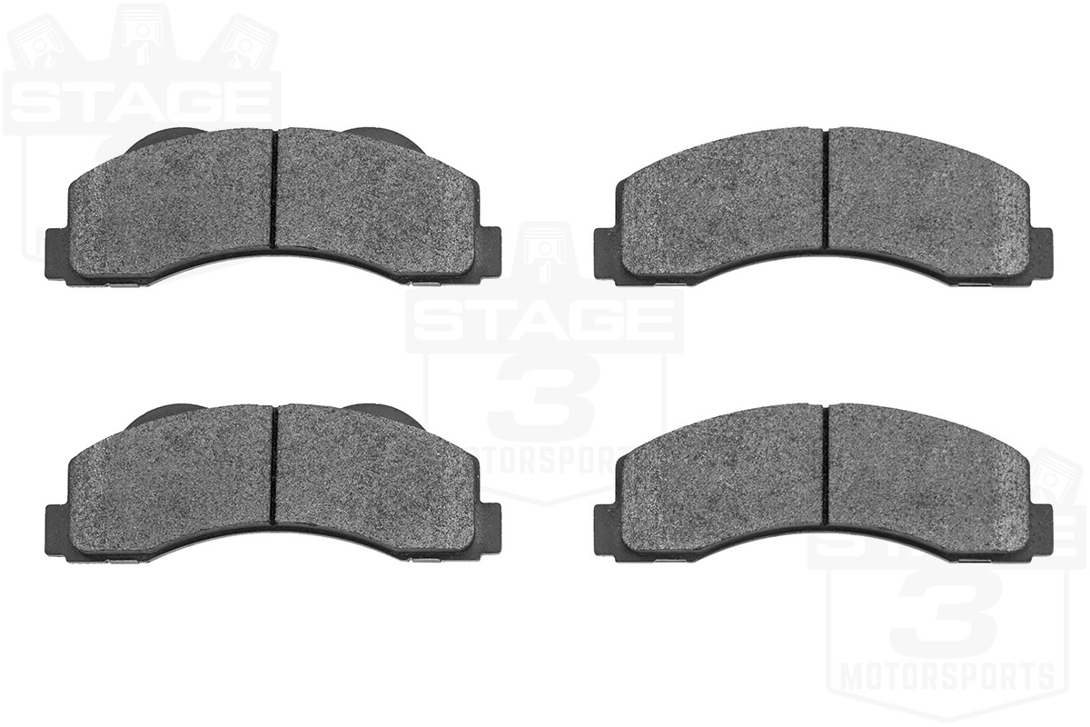 StopTech 934.58011 Street Axle Pack