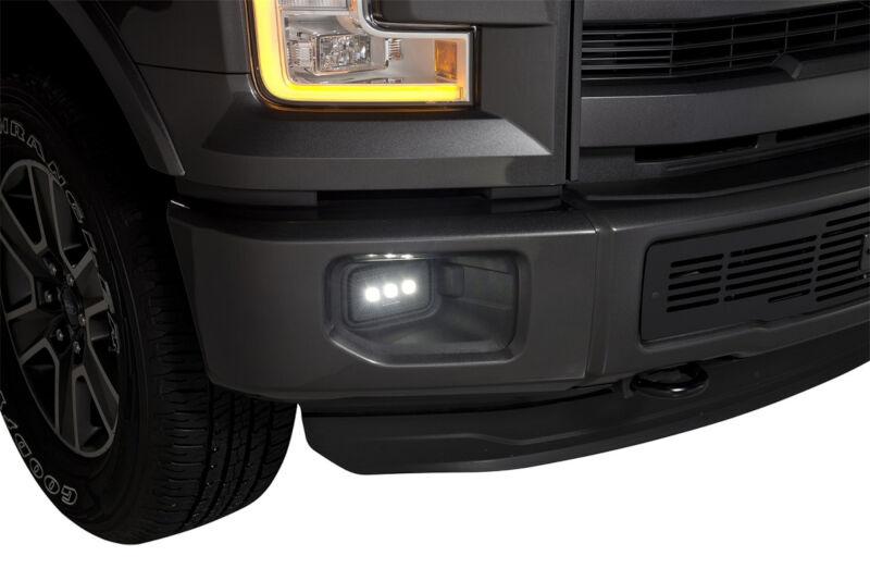 Roush Stage 3 >> 2017-2019 F250 & F350 Putco Luminix High-Power LED Fog Lights (2400 Lumens) 12010-F250