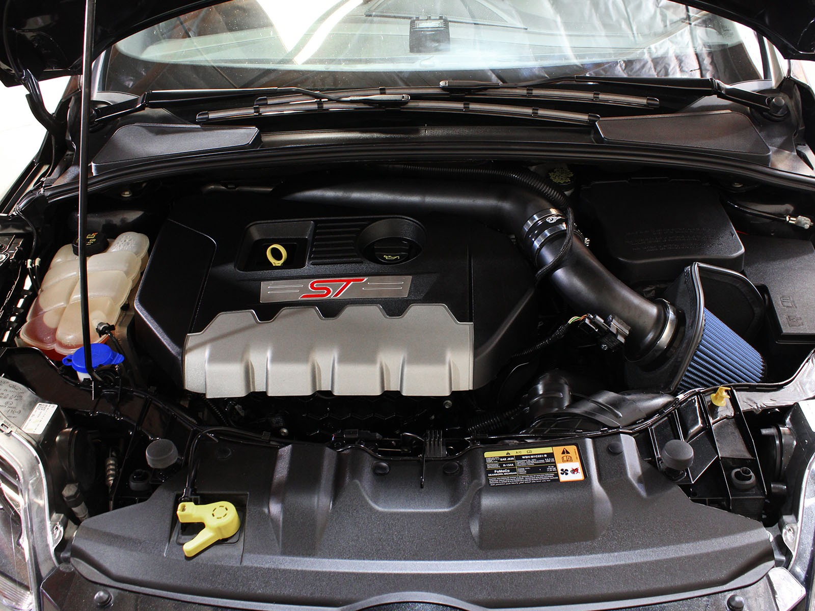 Focus St Cold Air Intake >> 2013 2014 Focus St Afe Takeda Stage 2 Pro 5r Cold Air Intake Kit