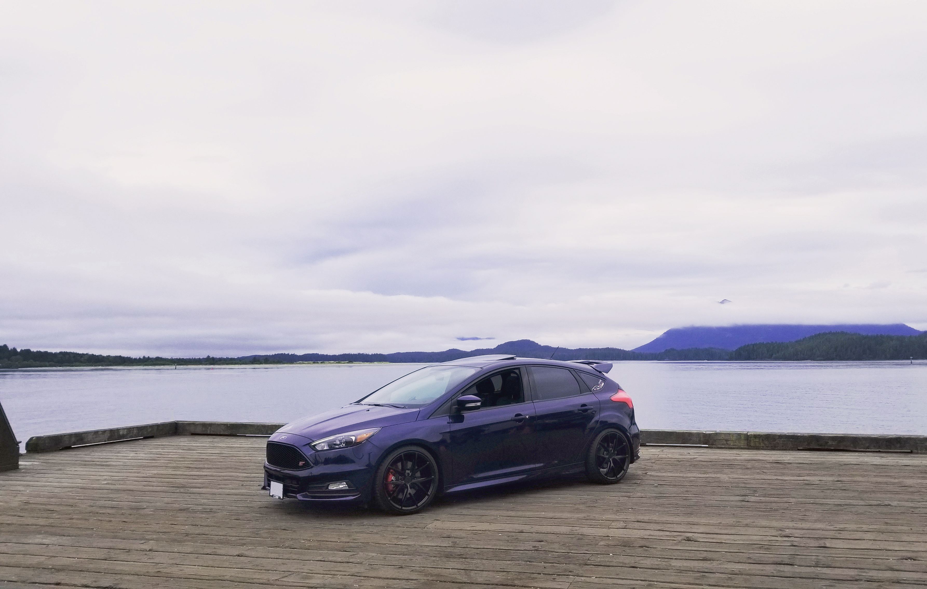 H/&R Ford 2014-16 Focus ST Sport Spring 22