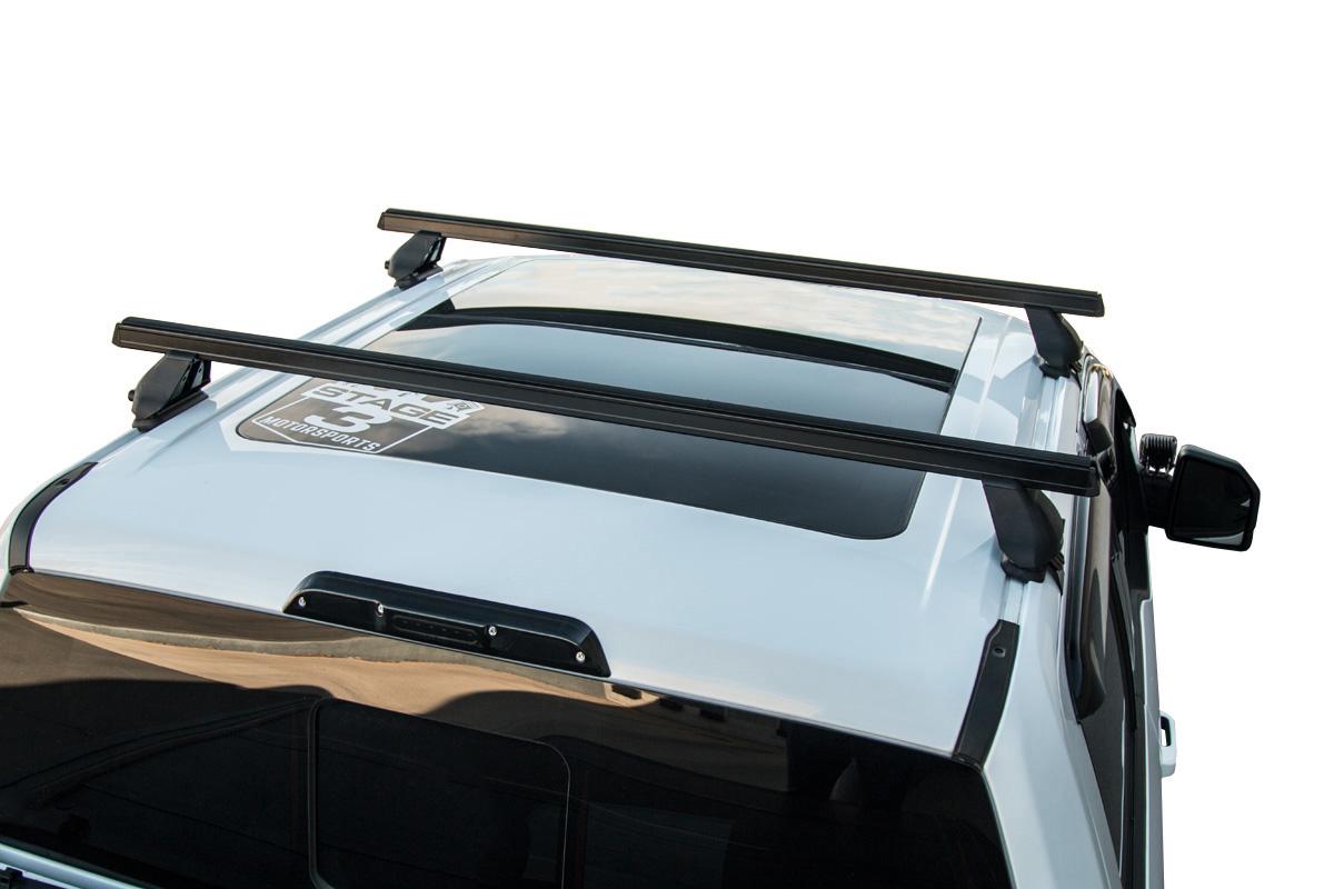 2015-2020 F150 SuperCrew Rhino Rack Heavy Duty 2500 2-Bar ...