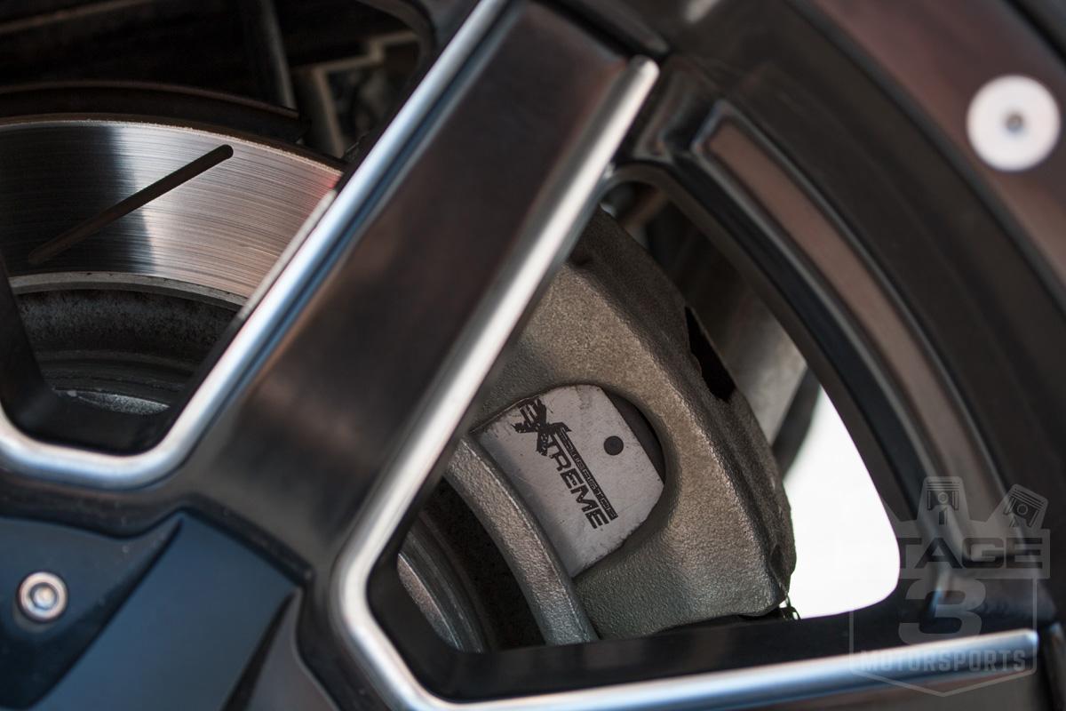 2015-2018 F150 & Raptor Power Stop Z36 Rear Brake Kit (6 ...