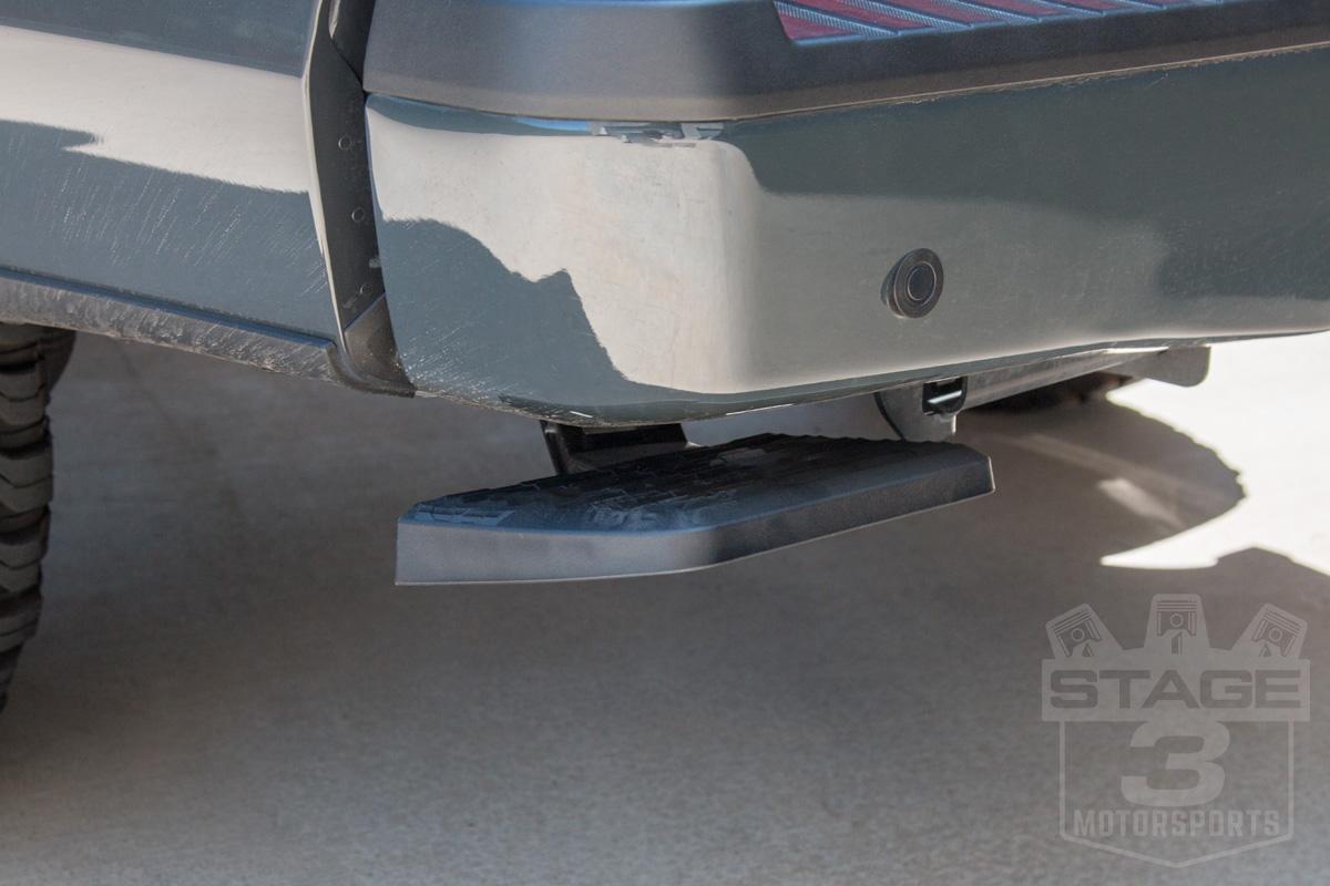 2015 2019 F150 Amp Research Bedstep Bumper Step 75312 01a