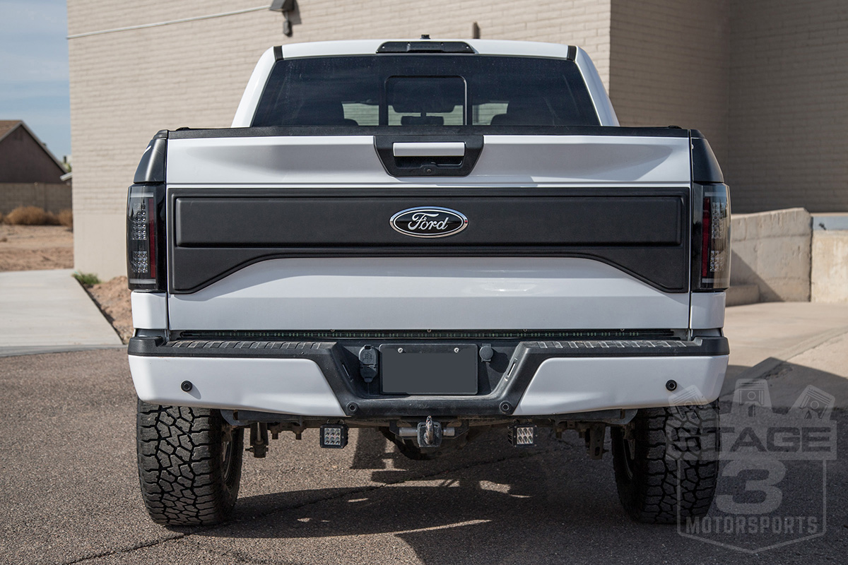 Stage 3 Motorsports 29k Subscribers Subscribe 2017 F150 Air Design Raptor Style Tailgate Lique Install