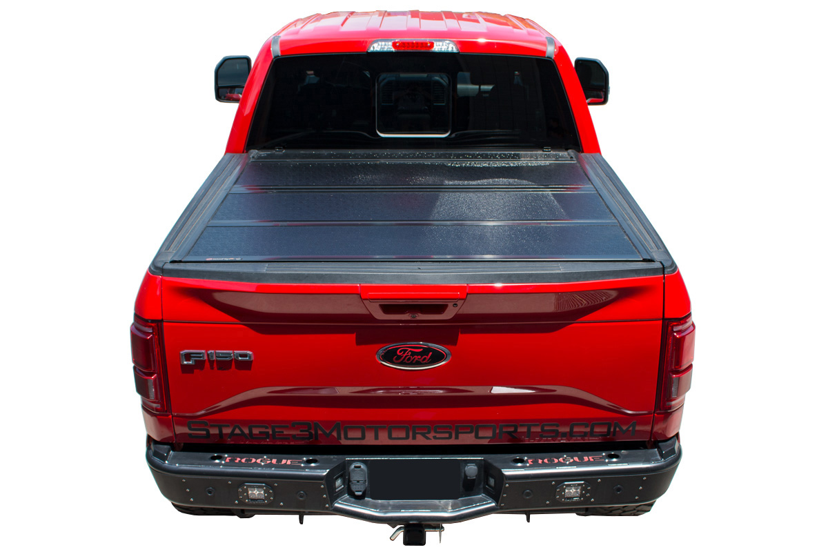 2015 2020 F150 5 5ft Bed Bakflip F1 Hard Folding Tonneau Cover 772329