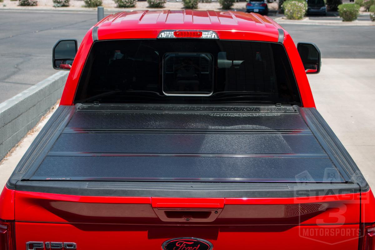 2015 2020 F150 6 6ft Bed Bakflip F1 Hard Folding Tonneau