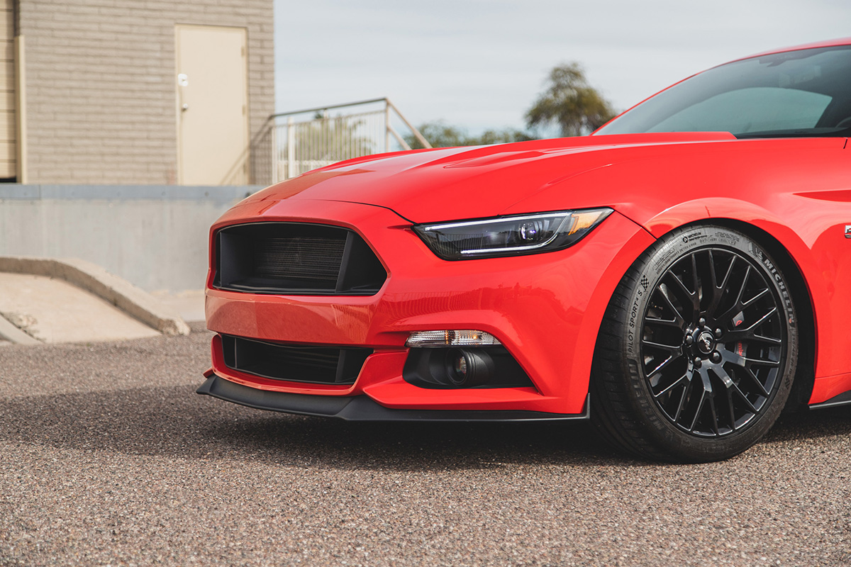 2015 2017 Mustang Cervini S C Series Upper And Lower