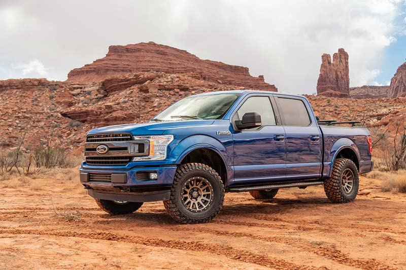 15-18 F150 Bilstein B8 Coilovers