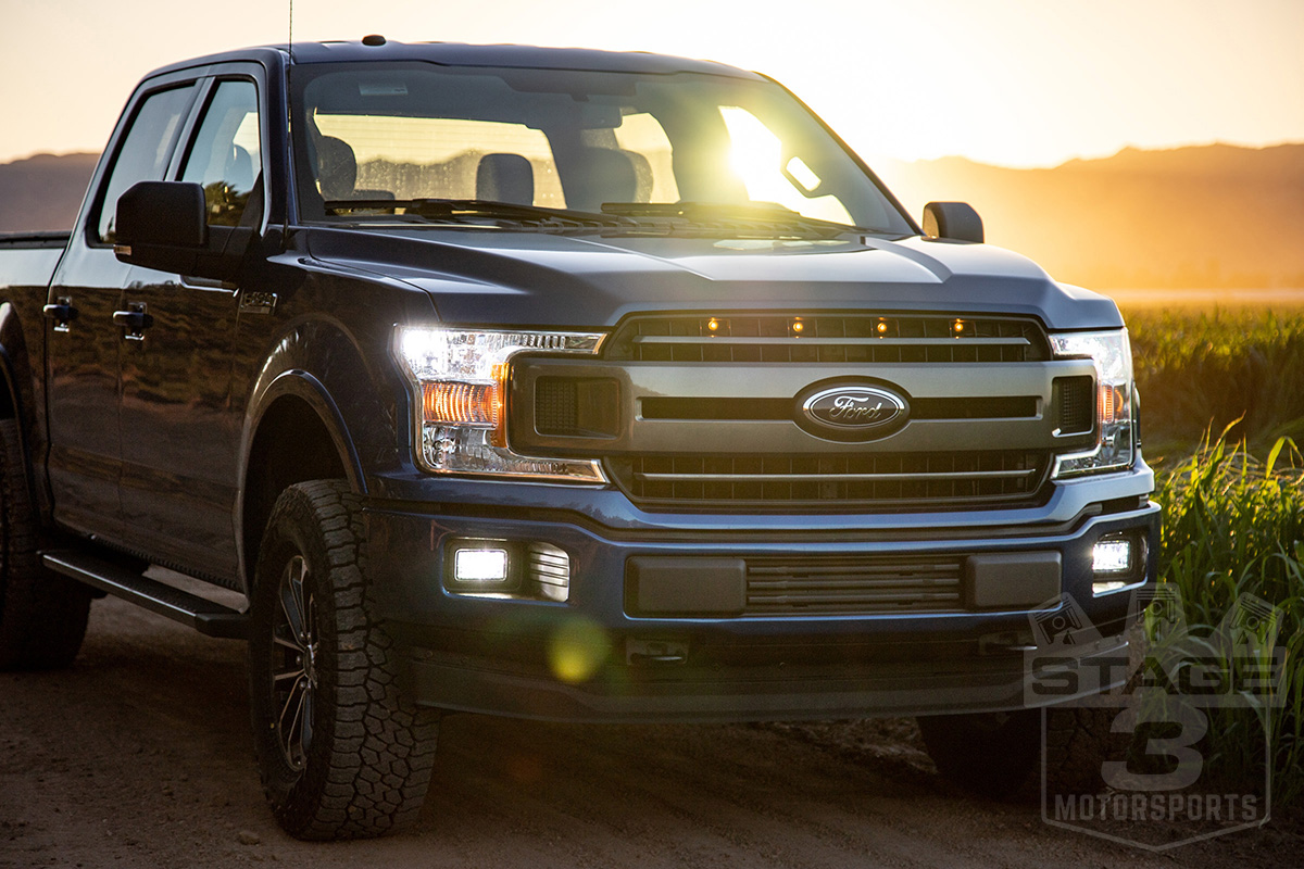 2018 F150 Diode Dynamics SL1 LED Headlight Bulbs