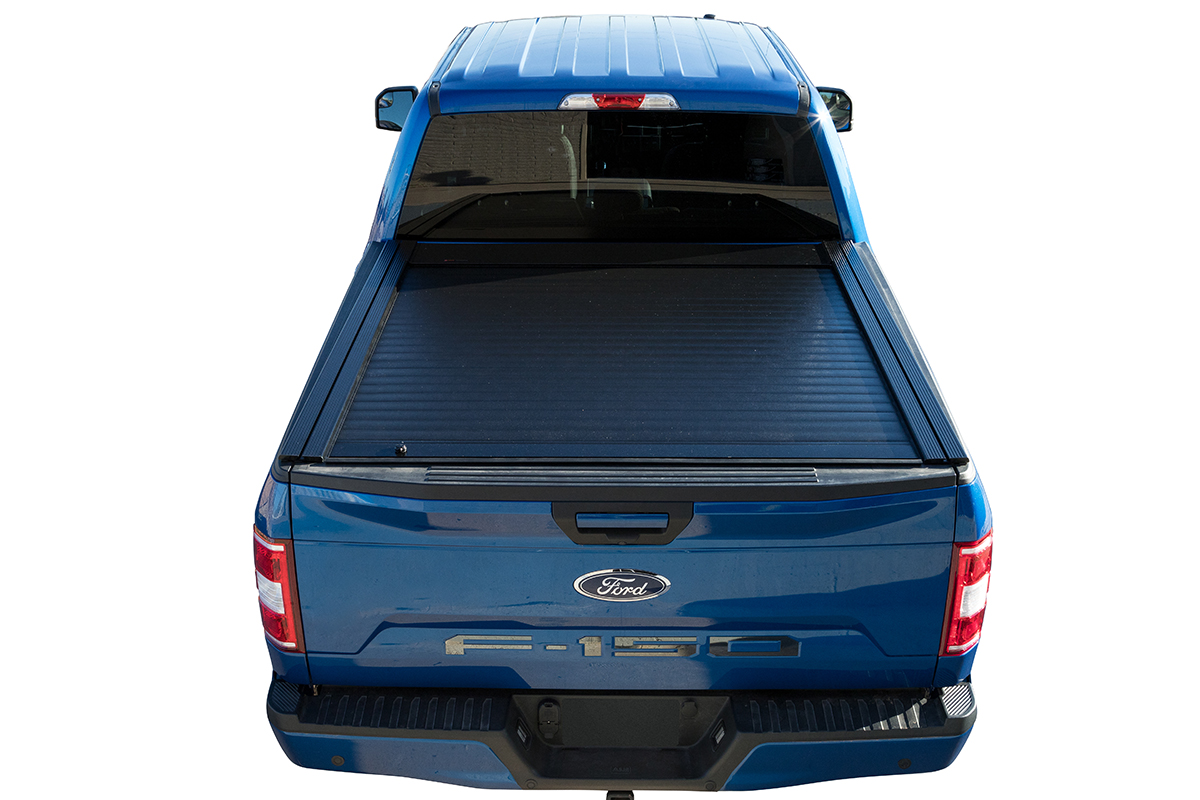 2018 F150 Pace Edwards Jackrabbit Tonneau Cover