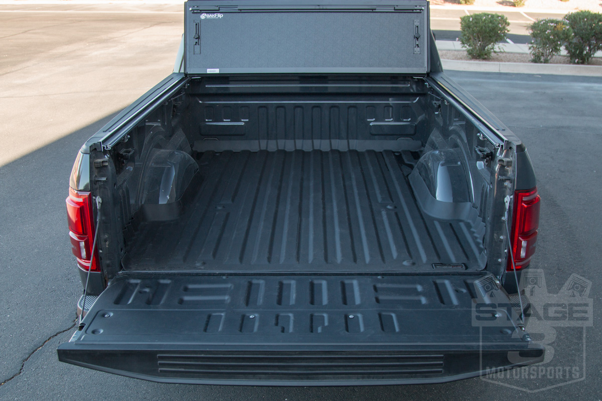 2015 2019 F150 Weathertech Black Techliner Bed Amp Tailgate