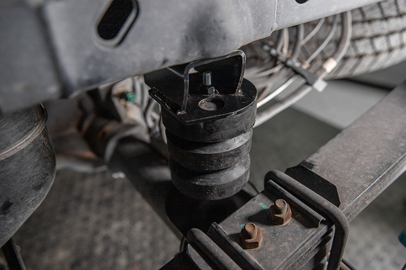2015-2021 F150 Timbren SES System