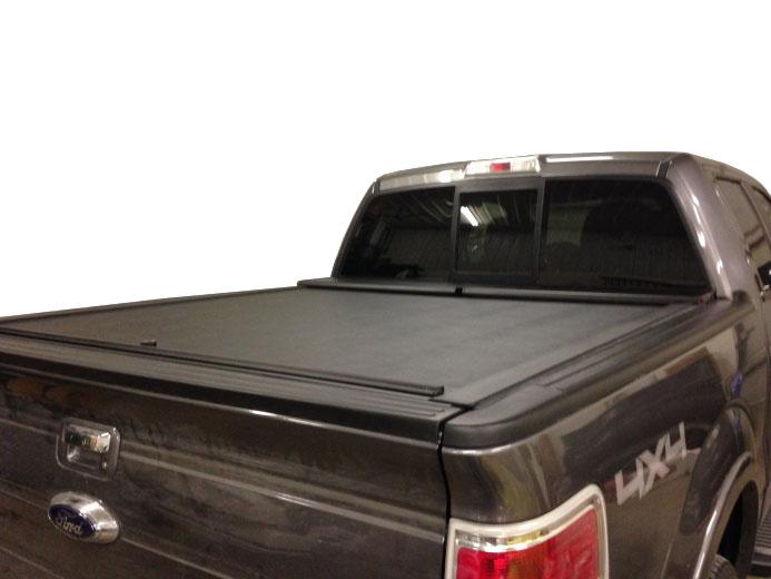 Tonneau Cover Ford F150 >> 2015-2019 F150 6.5ft Bed Roll-N-Lock Tonneau Cover LG102M
