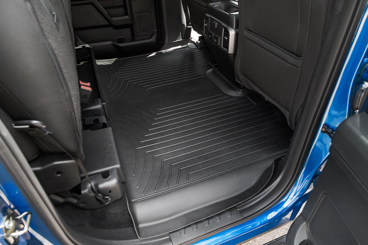 2018 F150 Weather Tech Floor Mats