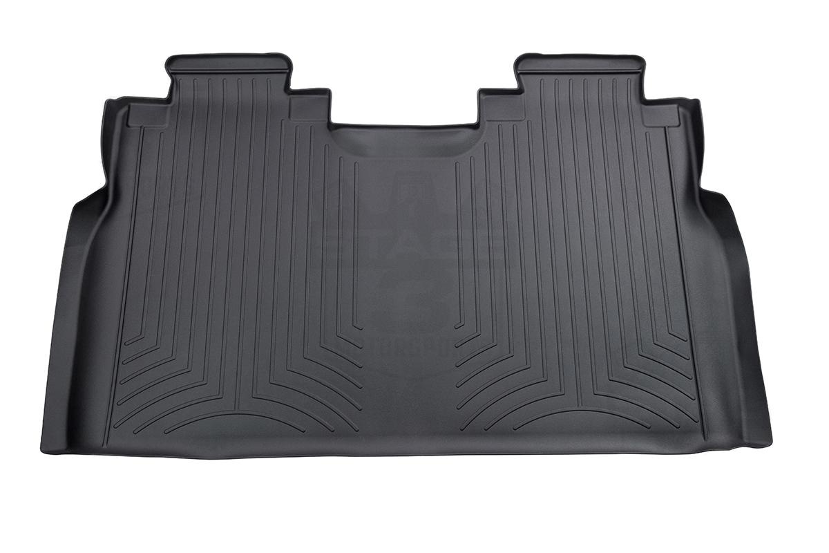 2015 2020 F150 Supercrew Weathertech Digital Fit Black