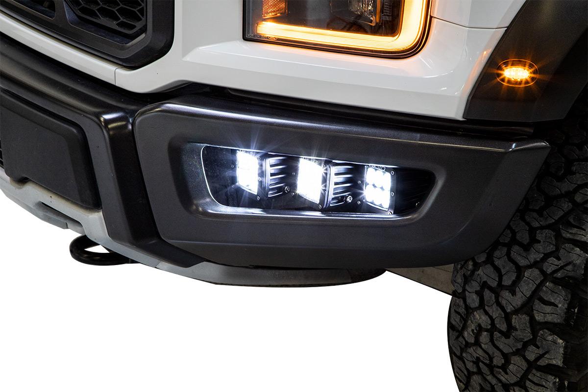 Fog Lights For 2019 Raptor
