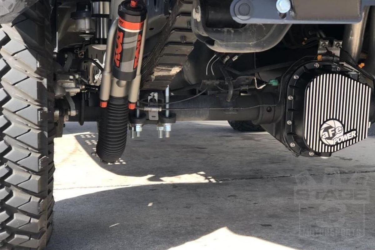 raptor fox factory series  external bypass qab adjuster remote reservoir rear