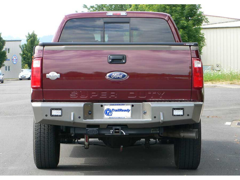 2011 2016 f250 f350 trailready rear bumper 18560. Black Bedroom Furniture Sets. Home Design Ideas