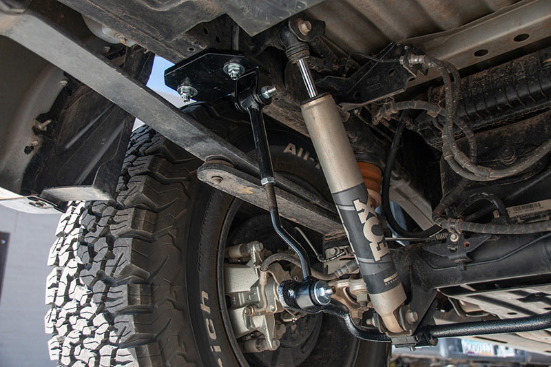 Roush Mustang Stage 2 >> 2019-2020 Ford Ranger Hellwig Adjustable Rate Rear Sway ...