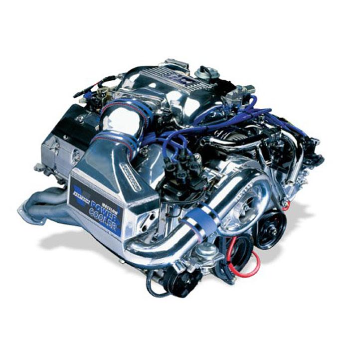 Vortech V3 Si Trim Supercharger: 2000-2004 Mustang GT 4.6L Vortech V-3 Si-Trim Supercharger
