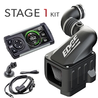 1999-2003 F250 & F350 7.3L Edge Stage 1 Performance Package - CARB Compliant Edition (CS2/Jammer/Dry Filter)