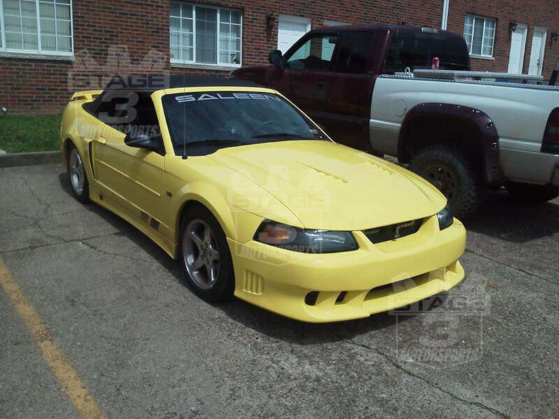 1999-2004 Mustang TruFiber A70 Saleen Extreme Style Hood ...