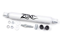 1999-2004 F250 & F350 Zone Offroad Steering Stabilizer (White)