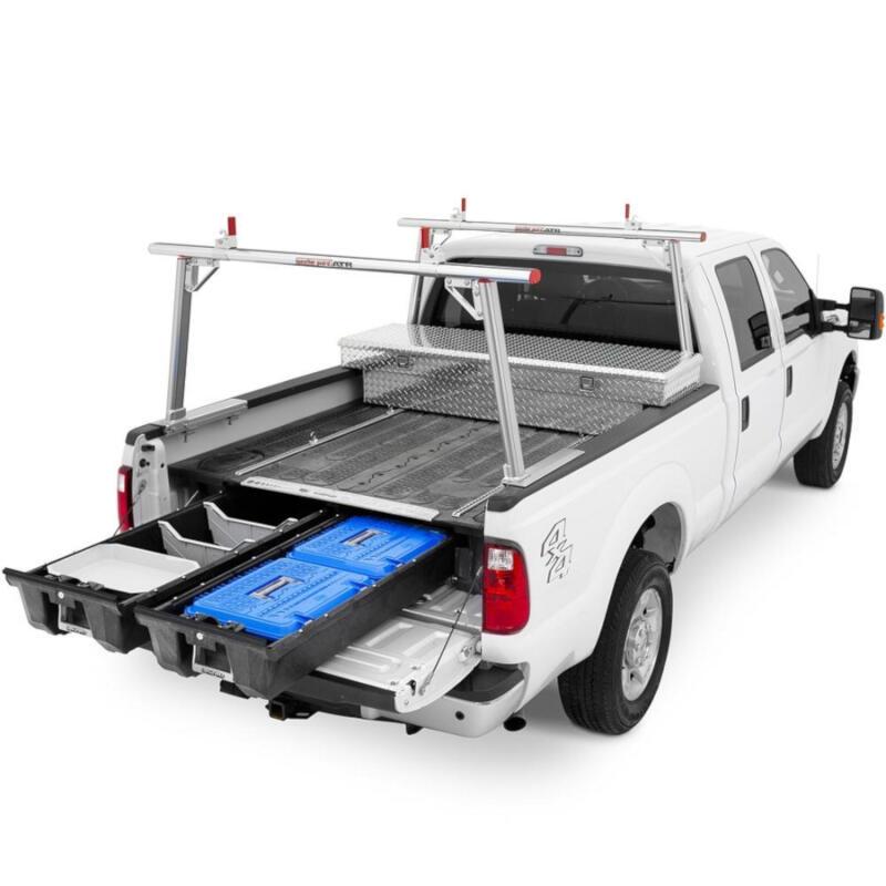 1999 2008 F250 Amp F350 Decked Truck Bed Organizer Decked Ds1