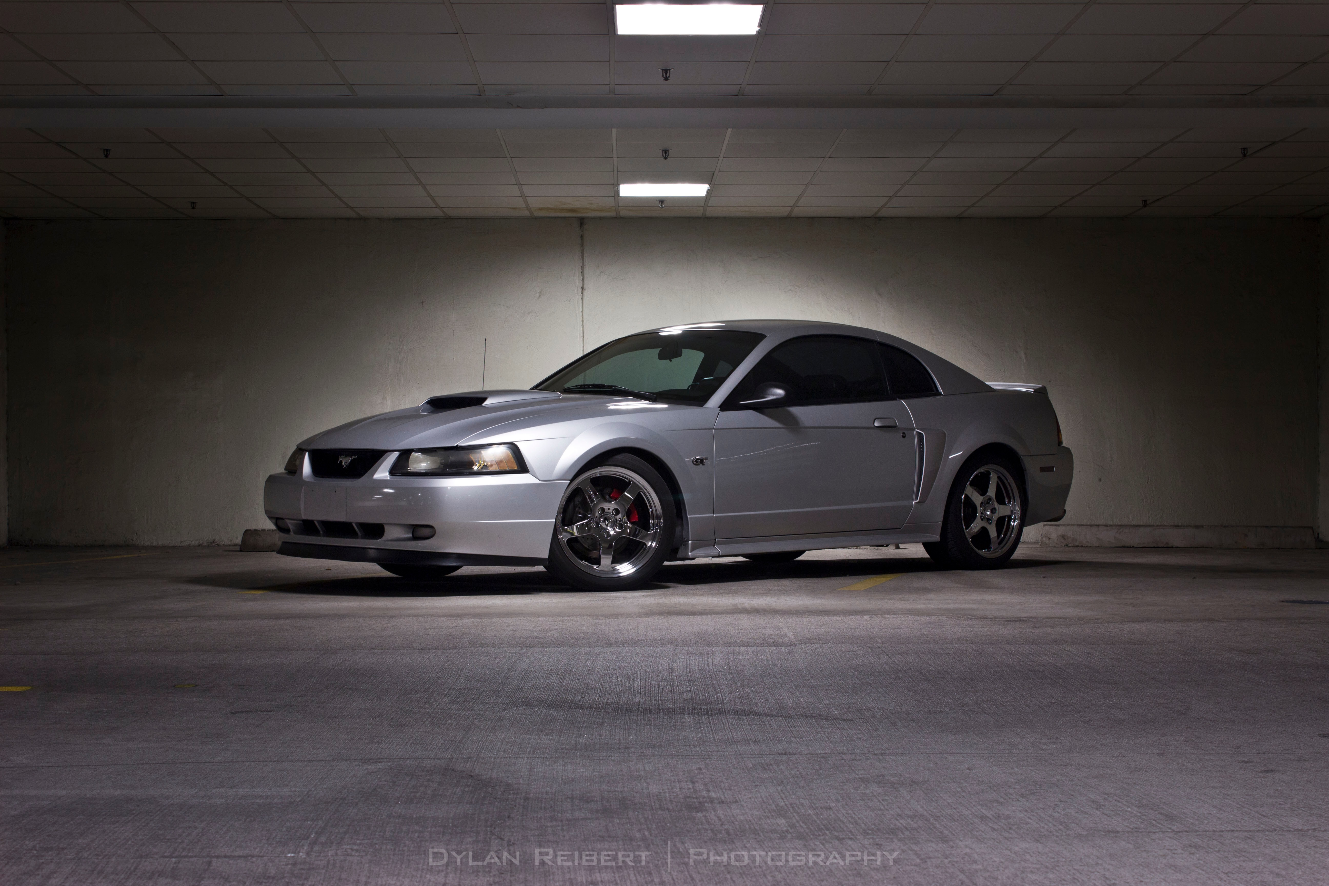 Stage 3's 2000 Mustang GT Project Car