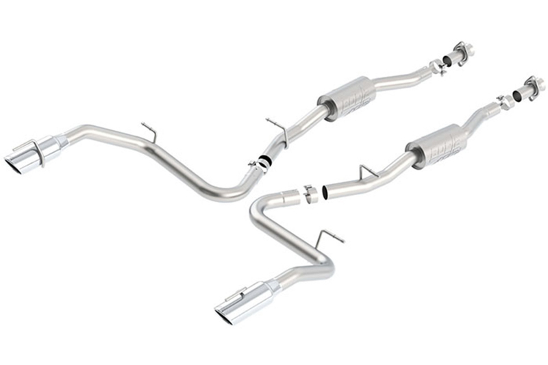 1999-2004 Mustang Cobra 4.6L V8 Borla ATAK Cat-Back Exhaust System