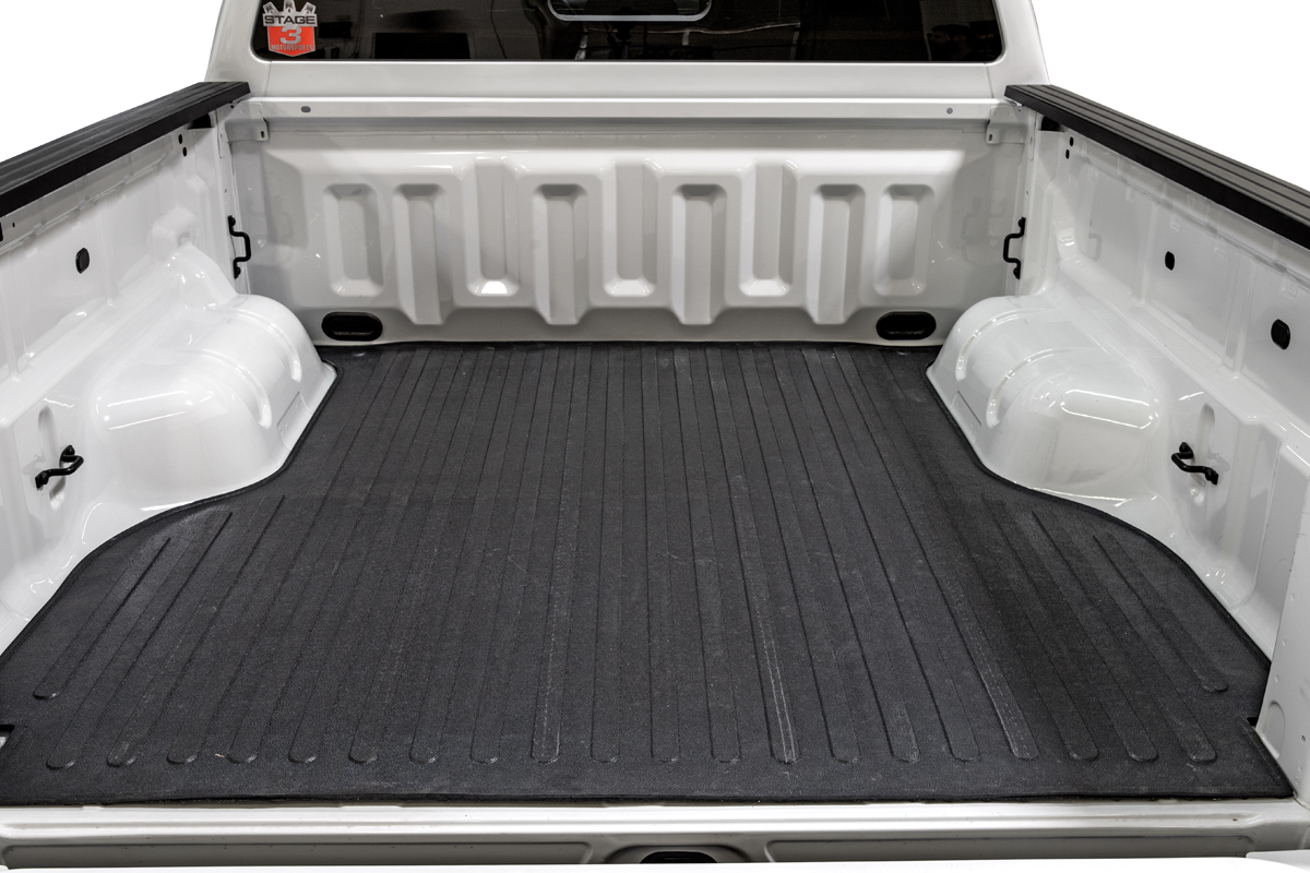 2016 Ford F250 >> 2019 Ford Ranger DeeZee Rubber Bed Mat (6 Ft. Bed) DZ87018
