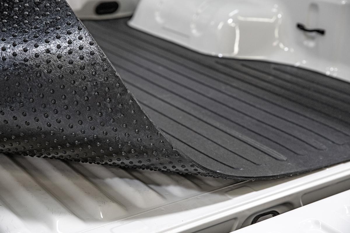 2019 Ford Ranger Deezee Rubber Bed Mat 6 Ft Bed Dz87018