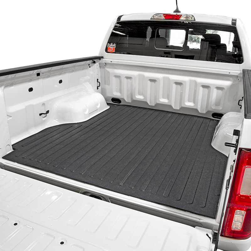 2019 Ford Ranger DeeZee Rubber Bed Mat (5 Ft. Bed)