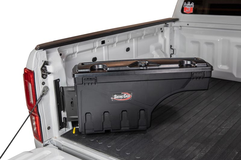 Ford Ranger Bed Cover >> 2019 Ford Ranger Undercover Swing Case Storage Box (Driver's) SC206D