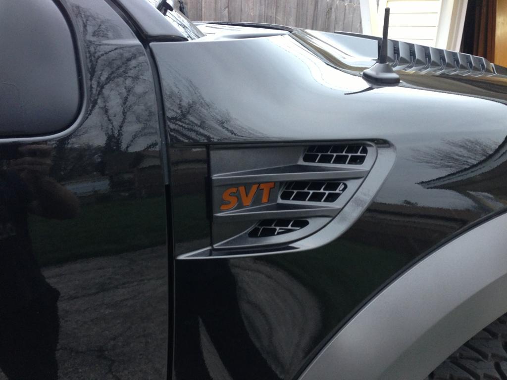 2014 Ford Raptor Price >> 2010-2014 F150 Raptor Recon Illuminated SVT Fender Emblems 264283