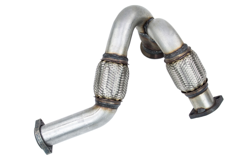 2003-2007 F250 & F350 Super Duty 6.0L MBRP CARB-Approved Up-Pipe (Aluminized)